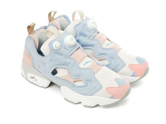 Reebok Pump Fury OG Polar Pink Patina