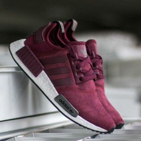 Women Adidas NMD Boost Casual
