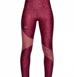 Капри Under Armour HG Armour Ankle Crop Print фото