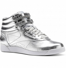 КРОССОВКИ FREESTYLE HI METALLIC ST фото