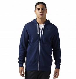 Худи REEBOK CLASSICS FRENCH TERRY FULL ZIP B фото