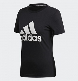 Футболка Adidas Must Haves Badge of Sport B фото